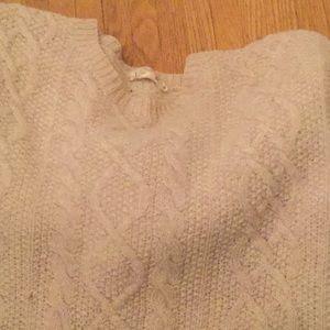 JCrew Xl wool pullover